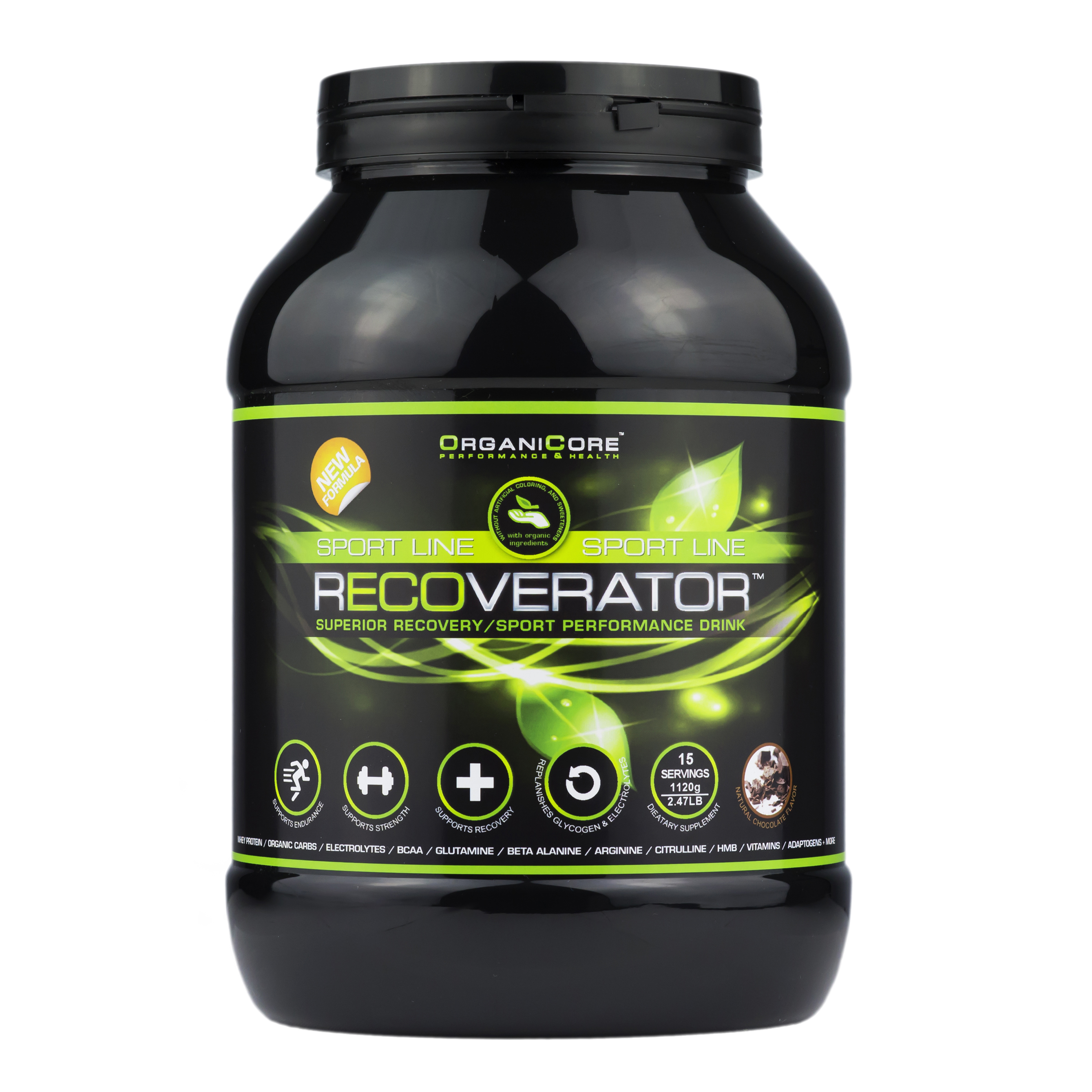 Recoverator Organicore